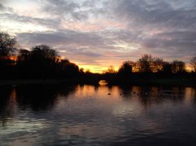 Jeremy Brooks sunset
